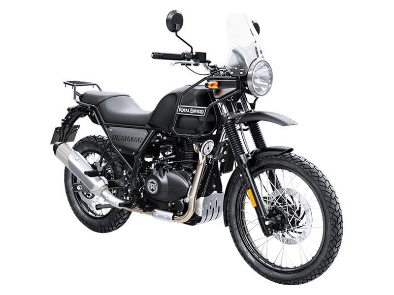2019 Royal Enfield Himalayan 411 EFI ABS in Aurora, Ohio - Photo 2