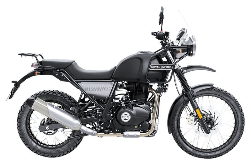 2019 Royal Enfield Himalayan 411 EFI in Kent, Connecticut - Photo 1