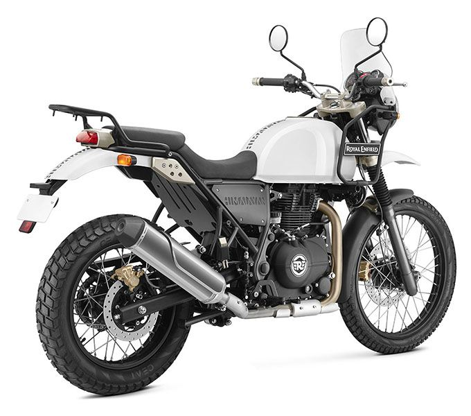 2019 Royal Enfield Himalayan 411 EFI in Kent, Connecticut - Photo 2