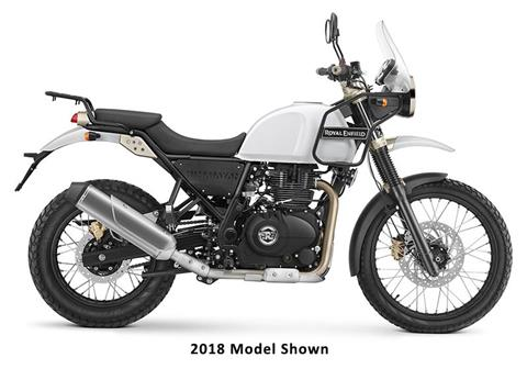 2019 Royal Enfield Himalayan 411 EFI in Elkhart, Indiana