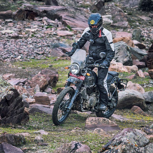 2019 Royal Enfield Himalayan 411 EFI ABS in Aurora, Ohio - Photo 4