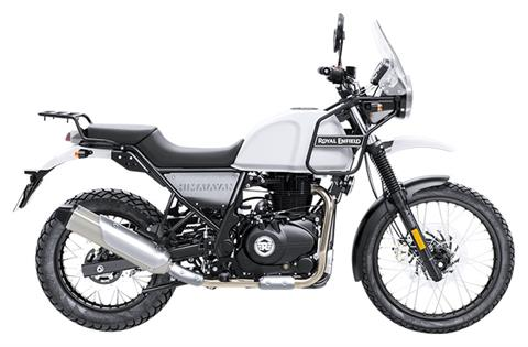 2019 Royal Enfield Himalayan 411 EFI in Aurora, Ohio - Photo 1