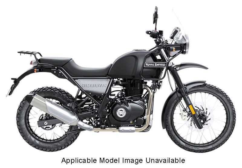 2019 Royal Enfield Himalayan 411 EFI ABS in Colorado Springs, Colorado - Photo 1