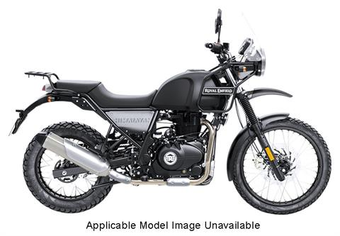 2019 Royal Enfield Himalayan 411 EFI ABS in Staten Island, New York - Photo 7