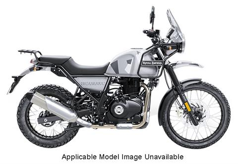 2019 Royal Enfield Himalayan 411 EFI ABS in Burlington, Washington