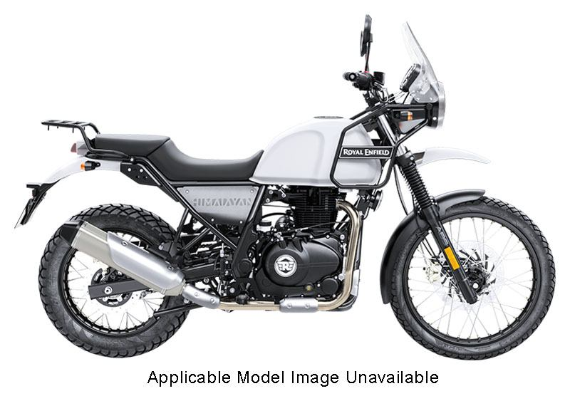 2019 Royal Enfield Himalayan 411 EFI ABS in Aurora, Ohio - Photo 1