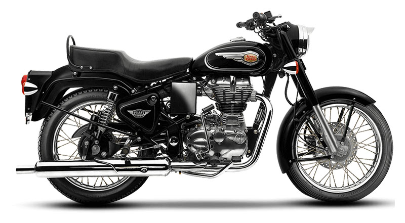 2020 Royal Enfield Bullet 500 EFI ABS in Greensboro, North Carolina - Photo 1