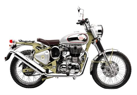 2020 Royal Enfield Bullet Trials Works Replica 500 Limited Edition in Iowa City, Iowa