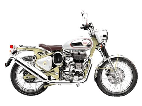 2020 Royal Enfield Bullet Trials Works Replica 500 Limited Edition in Mahwah, New Jersey