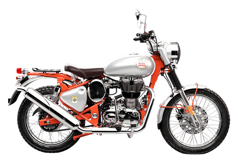 2020 Royal Enfield Bullet Trials Works Replica 500 Limited Edition in Staten Island, New York - Photo 1
