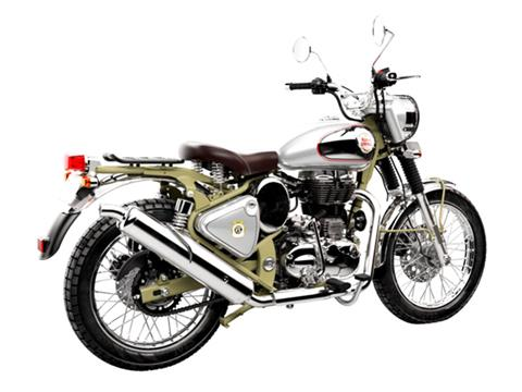 2020 Royal Enfield Bullet Trials Works Replica 500 Limited Edition in Indianapolis, Indiana - Photo 2