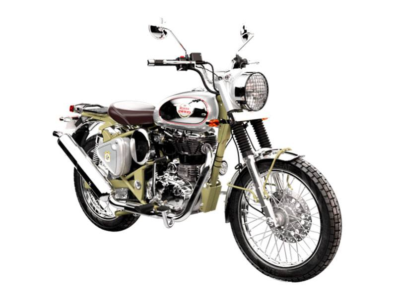 2020 Royal Enfield Bullet Trials Works Replica 500 Limited Edition in Marietta, Georgia