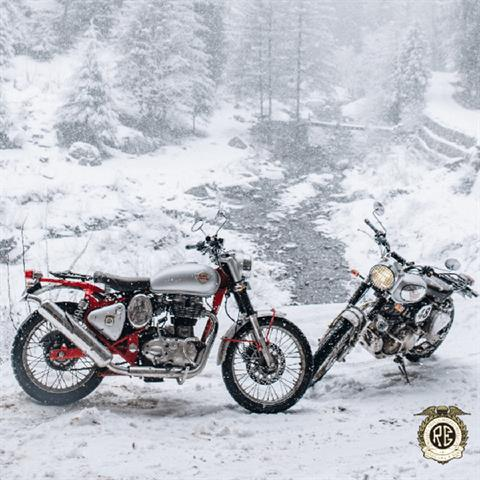 2020 Royal Enfield Bullet Trials Works Replica 500 Limited Edition in Goshen, New York - Photo 7