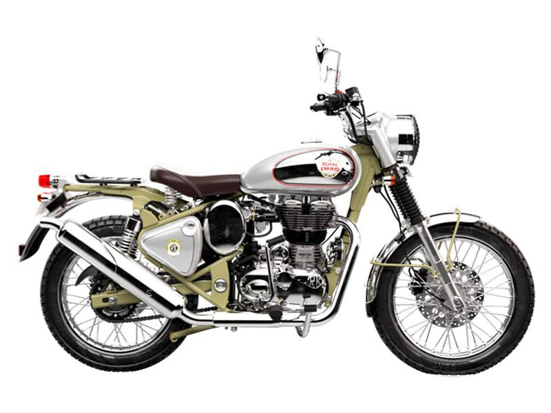 2020 Royal Enfield Bullet Trials Works Replica 500 Limited Edition in Goshen, New York - Photo 1