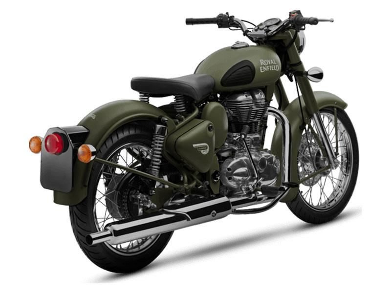 2020 Royal Enfield Classic 500 Battle Green in Oakdale, New York - Photo 3