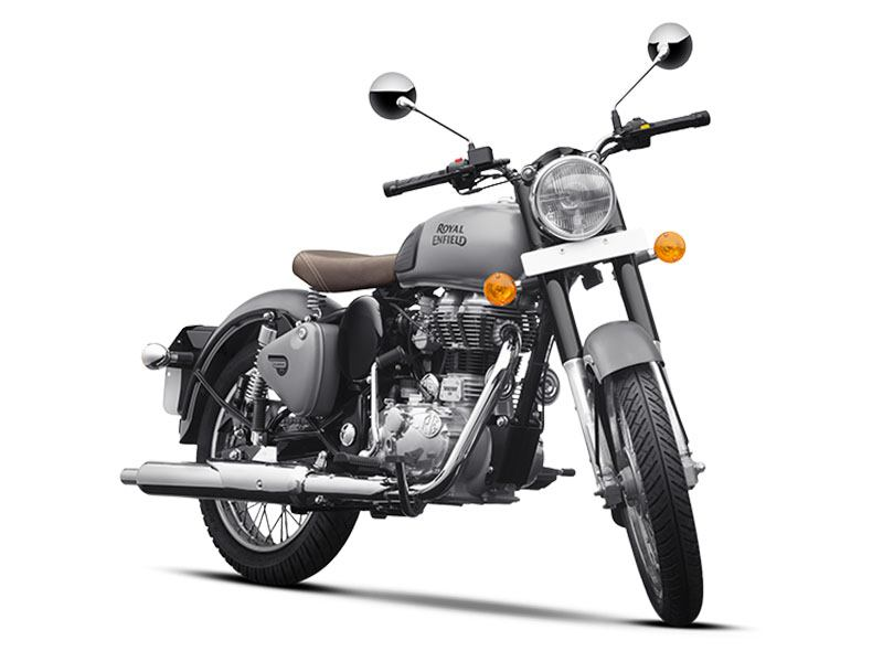 2020 Royal Enfield Classic 500 Gunmetal Grey in Indianapolis, Indiana - Photo 2