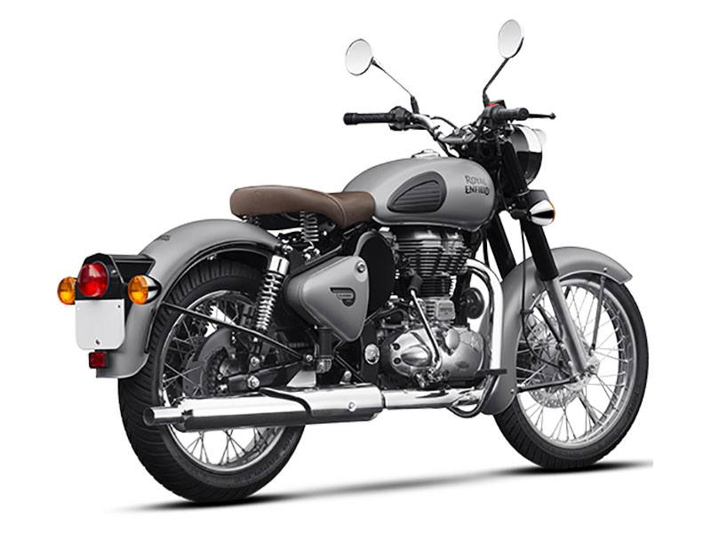 2020 Royal Enfield Classic 500 Gunmetal Grey in Kent, Connecticut - Photo 3