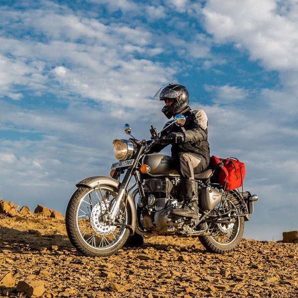 2020 Royal Enfield Classic 500 Gunmetal Grey in San Jose, California - Photo 4