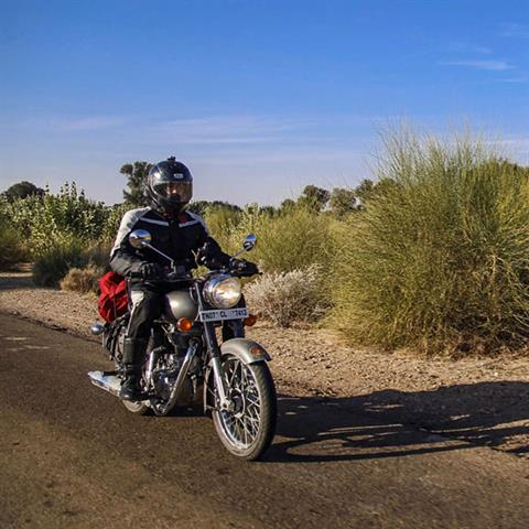 2020 Royal Enfield Classic 500 Gunmetal Grey in Mahwah, New Jersey - Photo 5