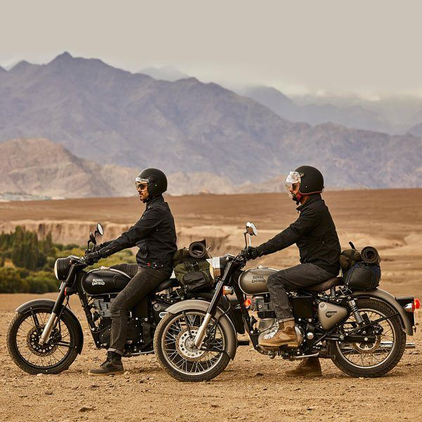 2020 Royal Enfield Classic 500 Gunmetal Grey in San Jose, California - Photo 9