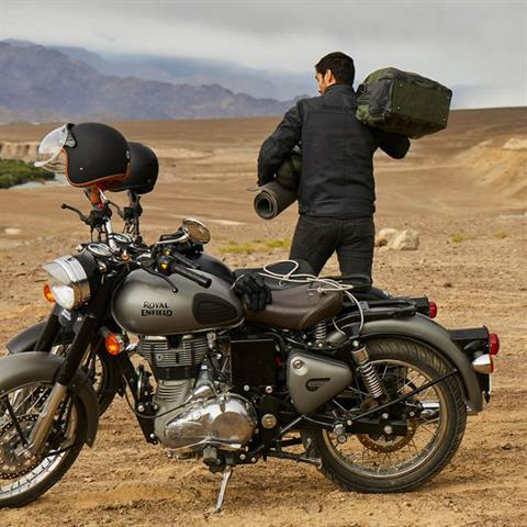 2020 Royal Enfield Classic 500 Gunmetal Grey in San Jose, California - Photo 10