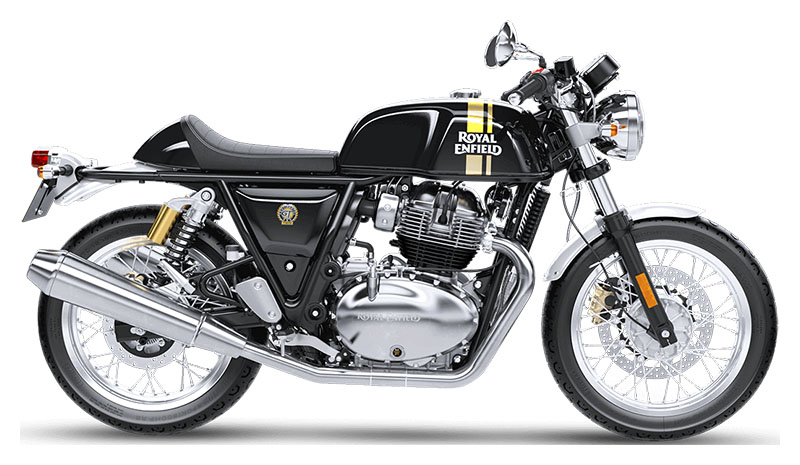 2020 Royal Enfield Continental GT 650 in Fremont, California - Photo 1