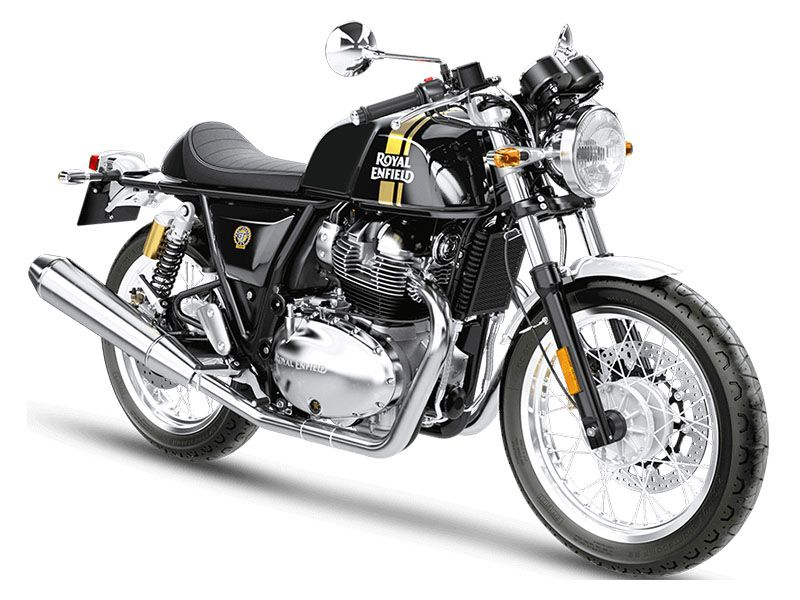 2020 Royal Enfield Continental GT 650 in Fremont, California - Photo 2