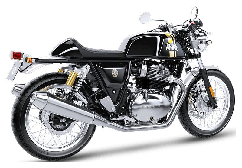 2020 Royal Enfield Continental GT 650 in San Jose, California - Photo 4