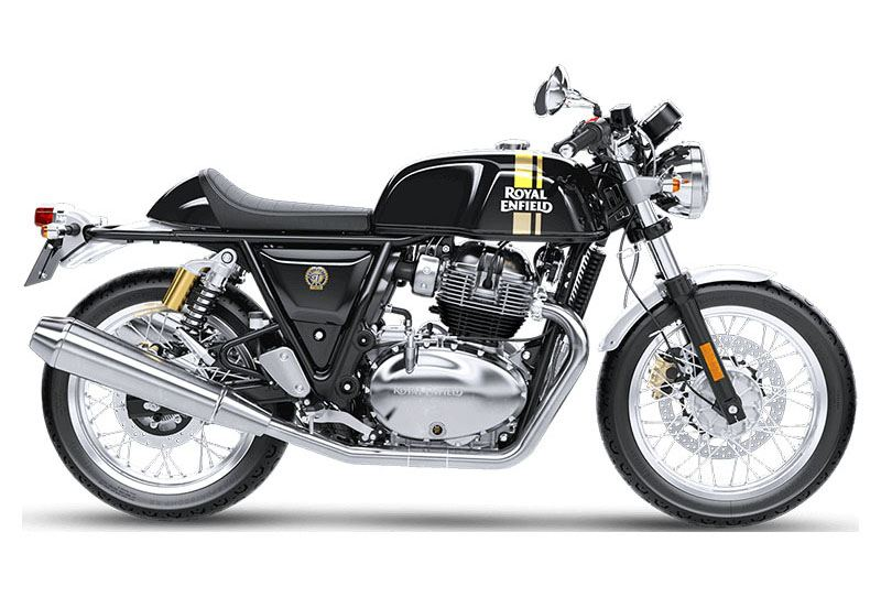 2020 Royal Enfield Continental GT 650 in Marietta, Georgia - Photo 1