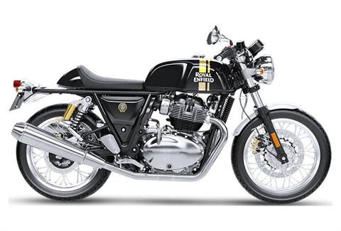 2020 Royal Enfield Continental GT 650 in San Jose, California - Photo 1