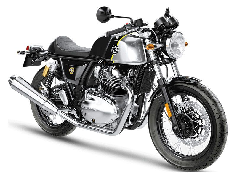 2020 Royal Enfield Continental GT 650 in Oakdale, New York - Photo 2