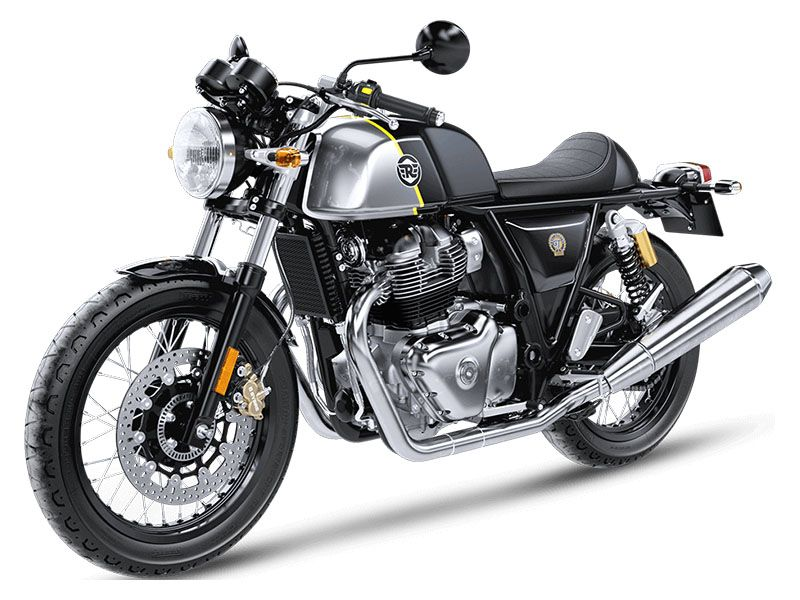 2020 Royal Enfield Continental GT 650 in Oakdale, New York - Photo 3