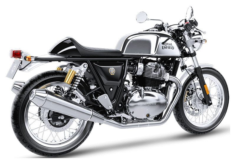 2020 Royal Enfield Continental GT 650 in Oakdale, New York - Photo 4
