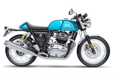 2020 Royal Enfield Continental GT 650 in Fort Myers, Florida - Photo 1