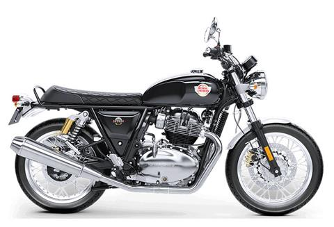 2020 Royal Enfield INT650 in Iowa City, Iowa