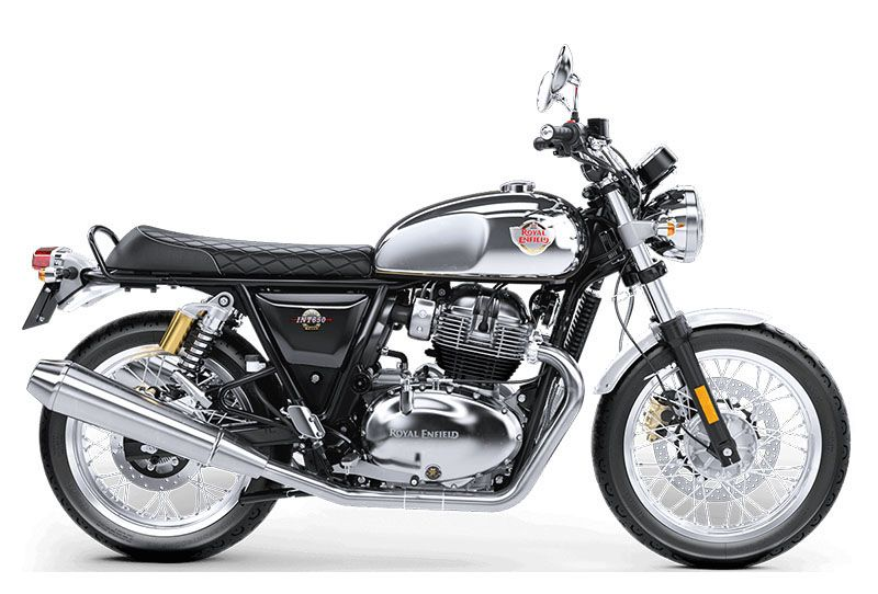 2020 Royal Enfield INT650 in Mahwah, New Jersey - Photo 2