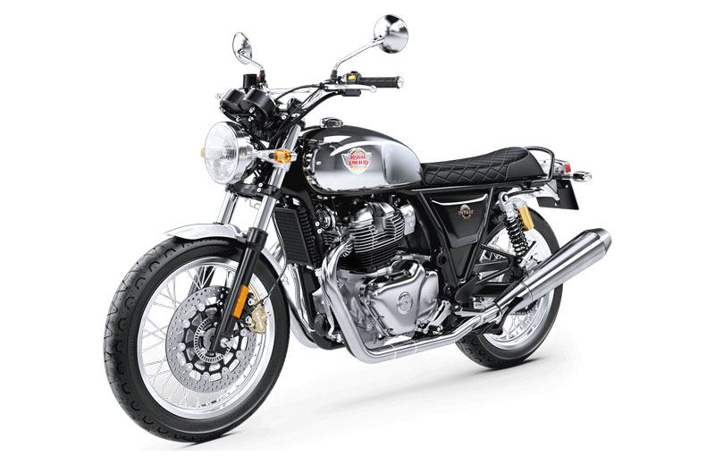 2020 Royal Enfield INT650 in Mahwah, New Jersey - Photo 3