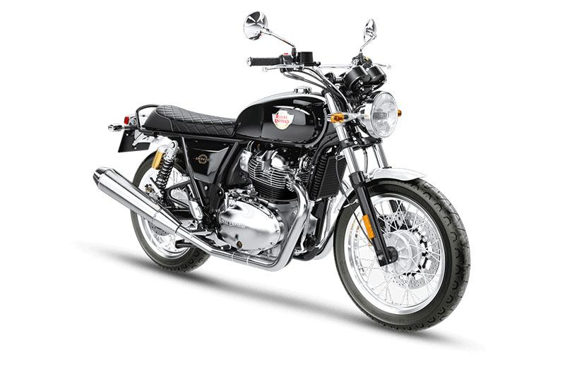 2020 Royal Enfield INT650 in Indianapolis, Indiana - Photo 2