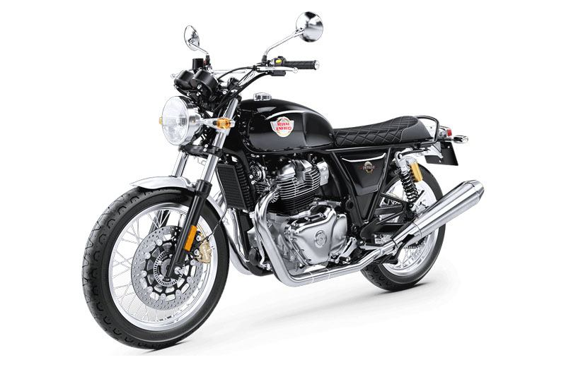 2020 Royal Enfield INT650 in Depew, New York - Photo 3