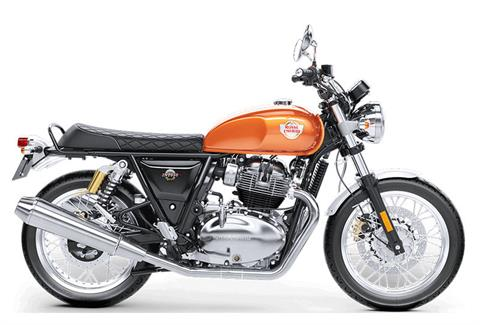 2020 Royal Enfield INT650 in Kent, Connecticut - Photo 1