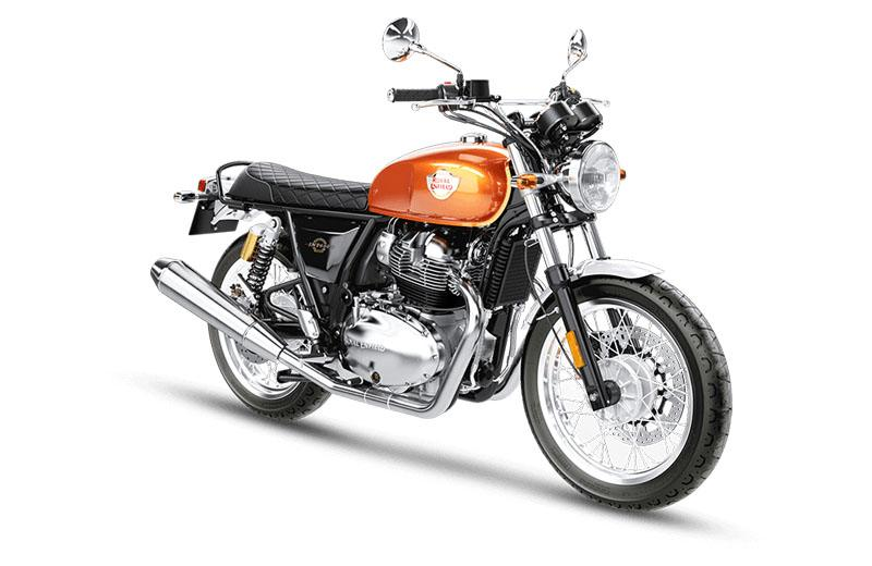 2020 Royal Enfield INT650 in San Jose, California - Photo 2