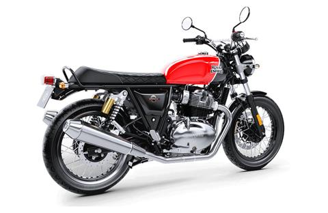 2020 Royal Enfield INT650 in Kent, Connecticut - Photo 4