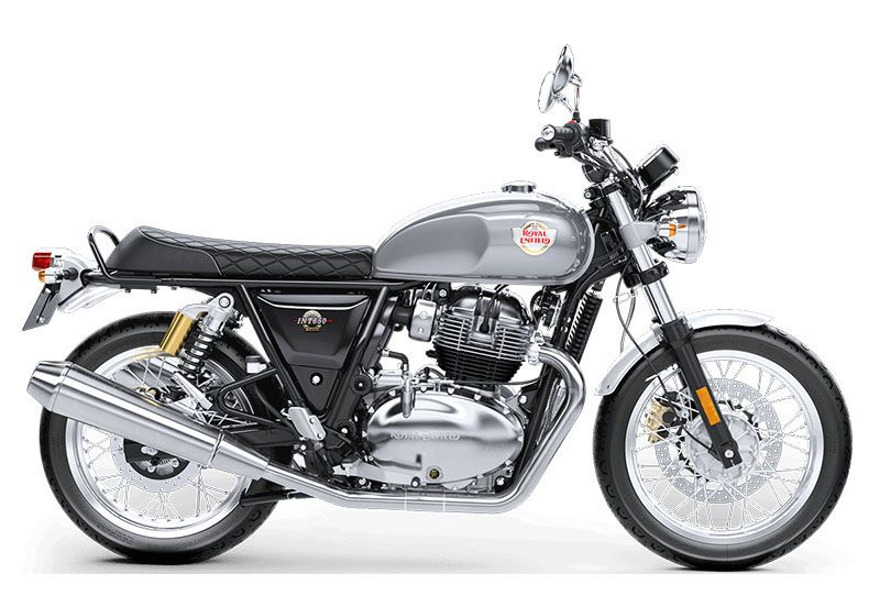 2020 Royal Enfield INT650 in West Allis, Wisconsin - Photo 1