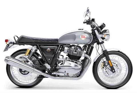 2020 Royal Enfield INT650 in Fort Myers, Florida - Photo 1