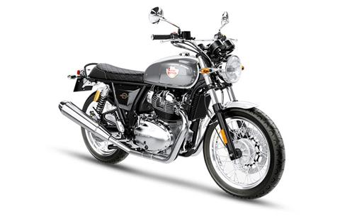 2020 Royal Enfield INT650 in Fort Myers, Florida - Photo 2