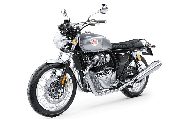 2020 Royal Enfield INT650 in Fort Myers, Florida - Photo 3