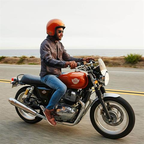 2020 Royal Enfield INT650 in Staten Island, New York - Photo 10