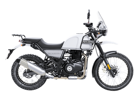 2020 Royal Enfield Himalayan 411 EFI ABS in Iowa City, Iowa