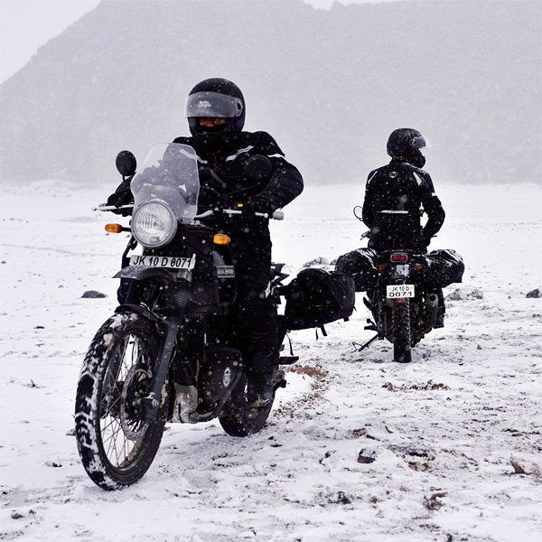 2020 Royal Enfield Himalayan 411 EFI ABS in Kent, Connecticut - Photo 4