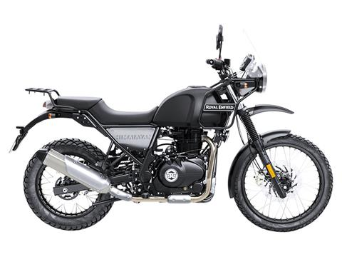 2020 Royal Enfield Himalayan 411 EFI ABS in Kent, Connecticut - Photo 1